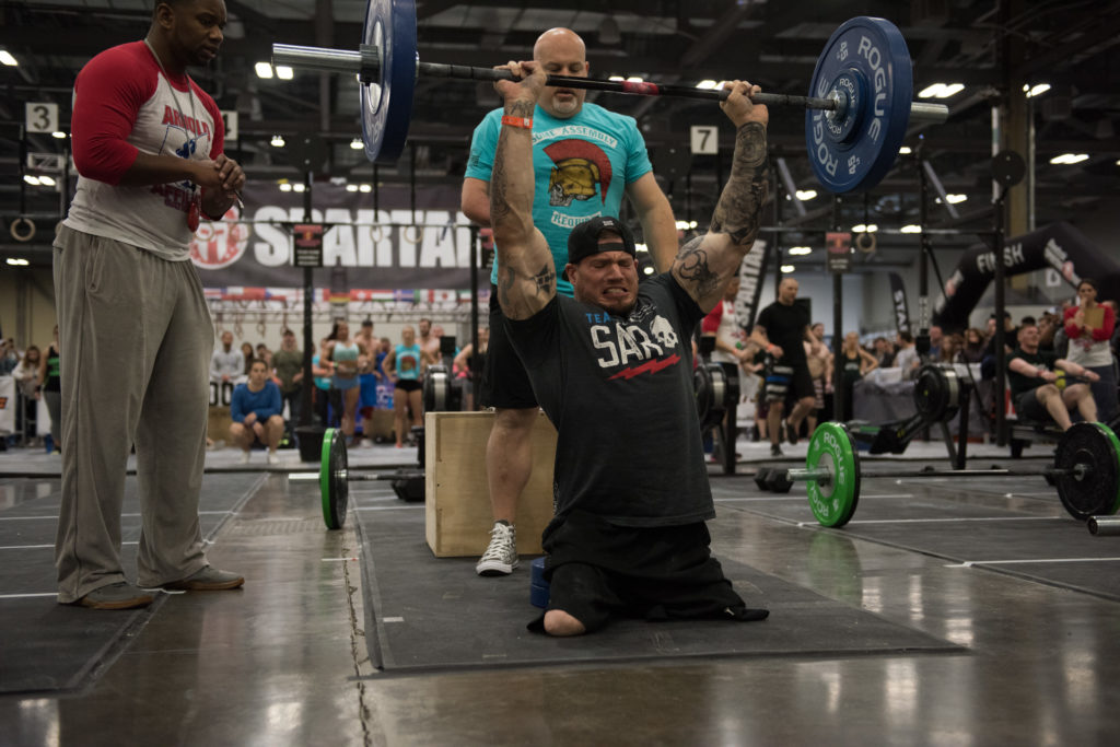 2019 Arnold Classic Strength Sports Strongman Event Schedule