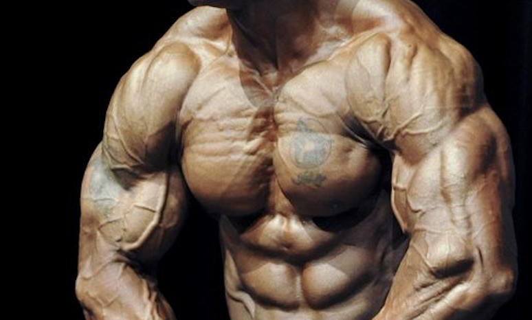 shawn wolfe bodybuilder stage