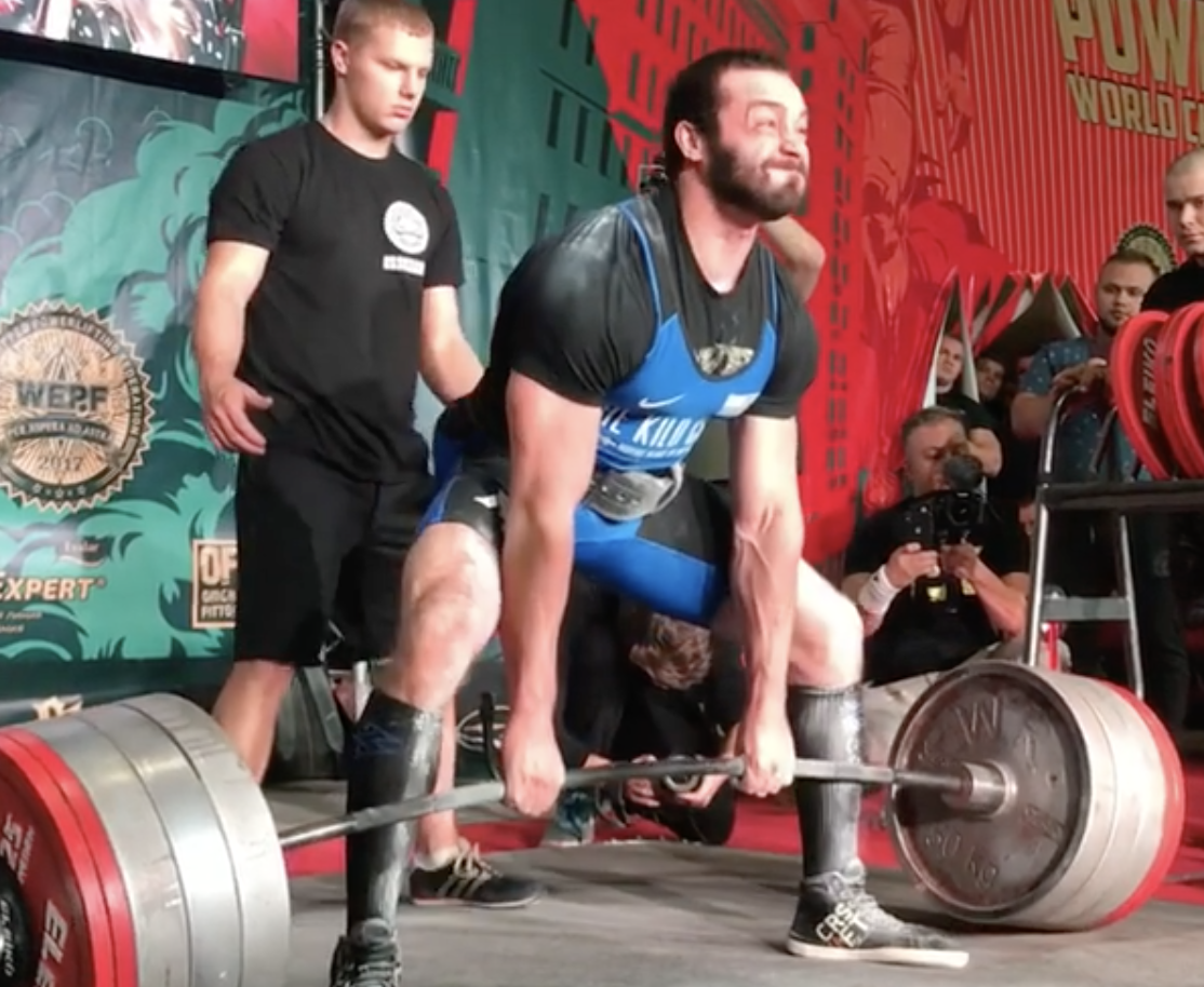 Cailer Woolam Deadlifts 430kg, Breaks All-Time World Record - BarBend