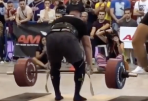 Martins Licis Wins Arnold Classic Europe Pro Strongman