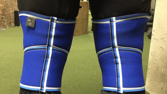 Rehband Knee Sleeve Construction