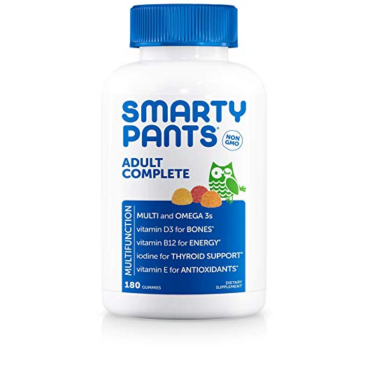 Smarty Pants Adult Complete Gummy