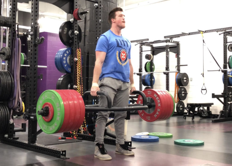 Trap Bar Deadlift Exercise Guide