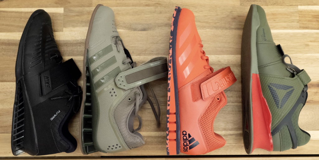 3 Best Weightlifting Shoe Models for