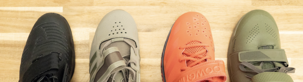 Weightlifting Shoe Toe Box