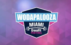 Wodapalooza Named One of 2019 CrossFit Games Qualifiers