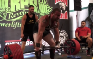 Andrew Hause Youngest to Total Over 1,000kg
