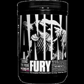 Animal Fury Pre-Workout