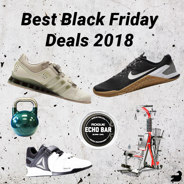 The Best 2018 Black Friday And Cyber Monday Deals For Lifters Equipment Shoes Apparel Barbend