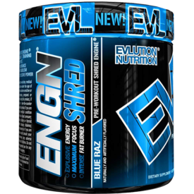 Evlution Engn Shred Pre Workout
