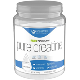 Integrated Supplements Pure Creatine