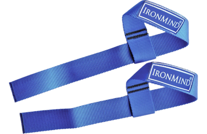 IronMind Strong Enough Lifting Straps
