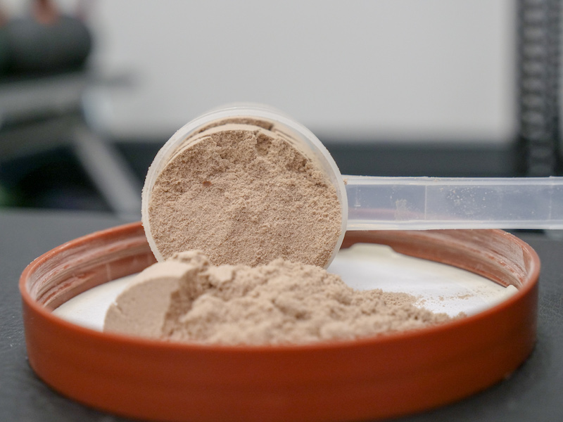 Isopure powder