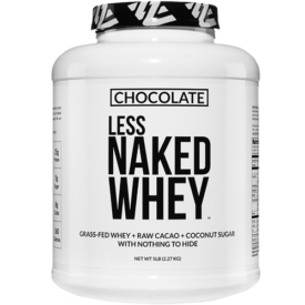 Naked Nutrition Less Naked Whey