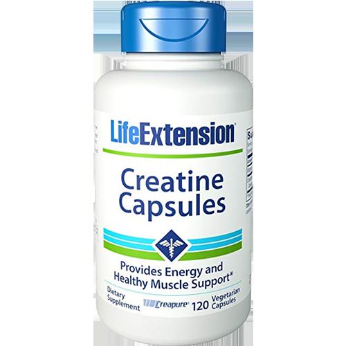 Life Extension Creatine Caps