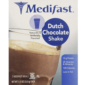 Medifast Meal Replacement Shake
