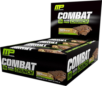 MusclePharm® Combat Crunch Protein Bar