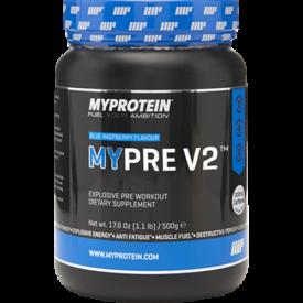MyProtein MyPre V2