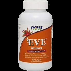 NOW Eve™ Softgels Superior Women's Multi-Vitamin