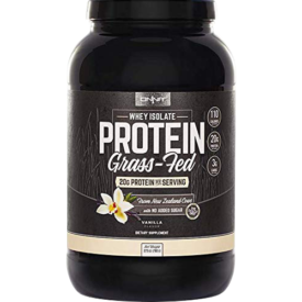 Onnit's Grass-Fed Whey Isolate