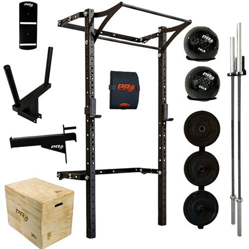 Ideas for a garage gym on a budget