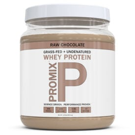 Promix Nutrition Grass-Fed Whey Isolate