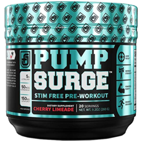 PUMPSURGE Pre Workout