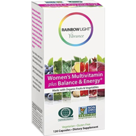 Rainbow Light Vibrance Women's Multivitamin