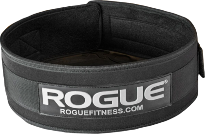Rogue 4 Inch Nylon Lifting Belt