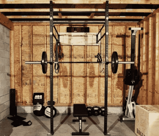 Rogue Fitness W4 Wall Mount garage gyms