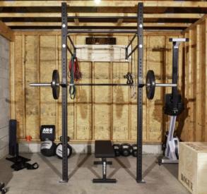 Rogue Fitness W-4 Garage Gym