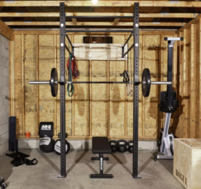Rogue Fitness W4 Garage Gym