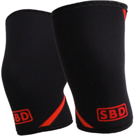 9be487a4c7 SBD vs. Rehband Knee Sleeves: Which Is Better for Competing? - BarBend