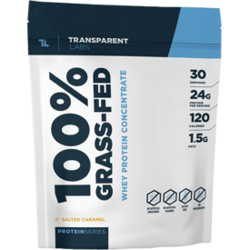 Transparent Labs 100% Grass-Fed Whey