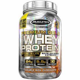 MuscleTech Pro Series Premium Gold Whey