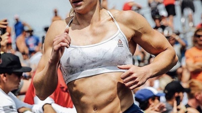 Annie Thorisdottir Withdraws From Dubai CrossFit Championship