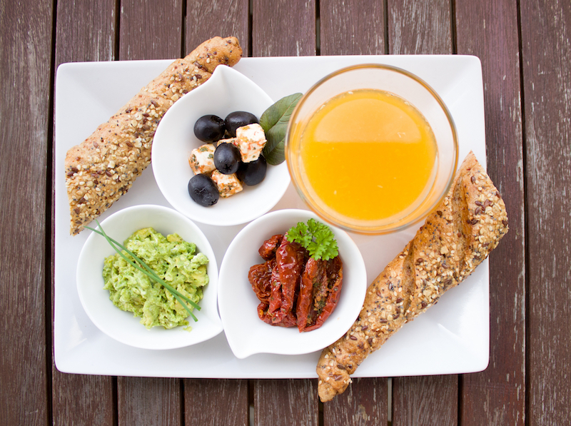 Mediterranean meal free
