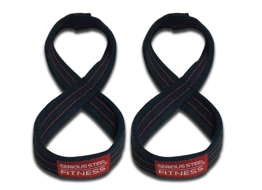 Serious Steel Fitness Figure 8 Straps