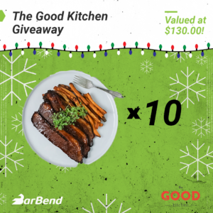The Good Kitchen Giveaway