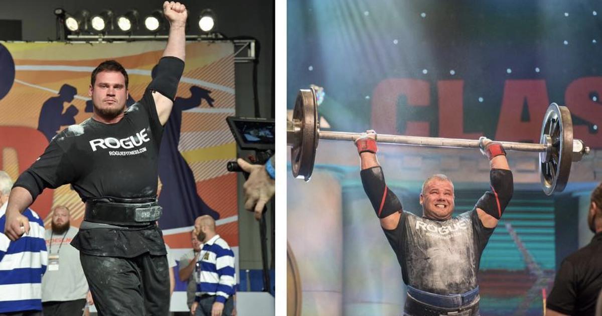 Arnold classic 2019 strongman winner