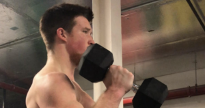 Bicep Training Hammer Curl Exercise Guide