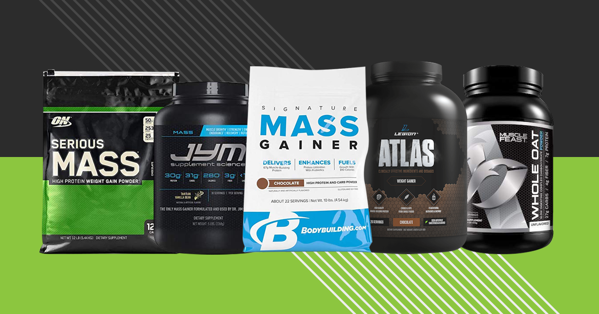 The 7 Best Mass Gainer Supplements For 2019