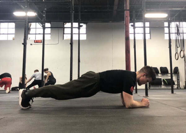 Plank Exercise Guide - Forearm Plank
