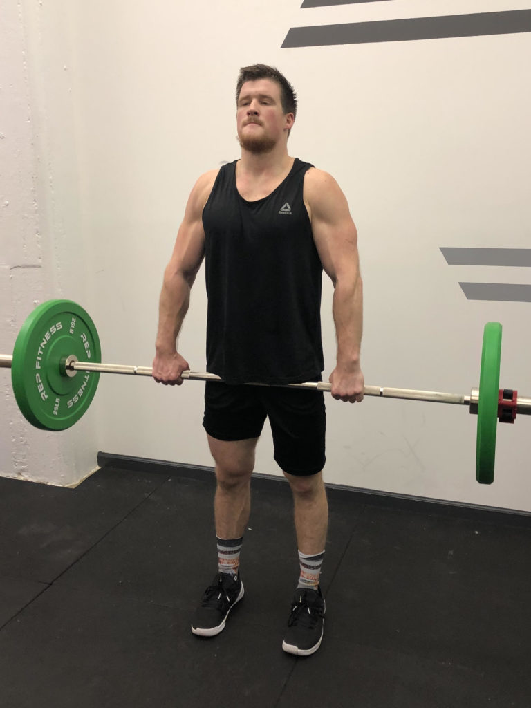 Shrugs Exercise Guide - BarBend