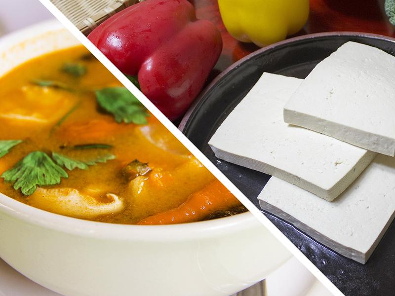 tofu curry