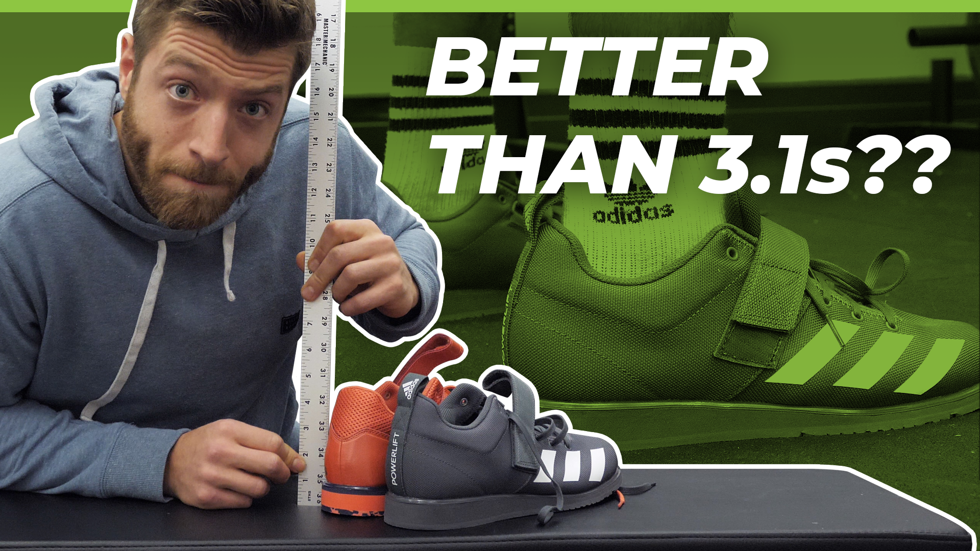 Adidas Powerlift 4 Review — Best