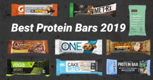 Best Protein Bars 2019