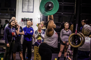 CrossFit Licensed Competitions
