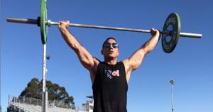 Jason Khalipa CrossFit Interview