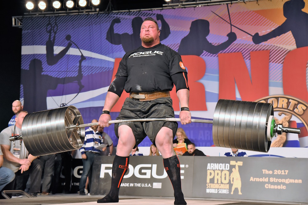 Jerry Pritchett Deadlift